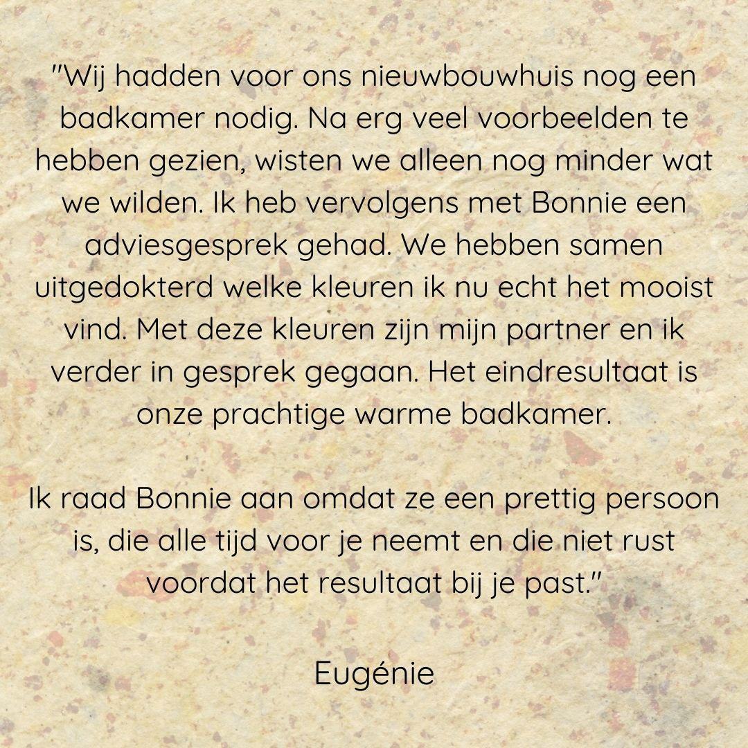 Review-Eugénie